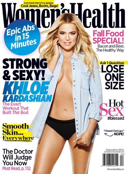 Women's Health Cover - 9/1/2015