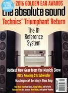 Absoulute Sound Magazine 9/1/2016