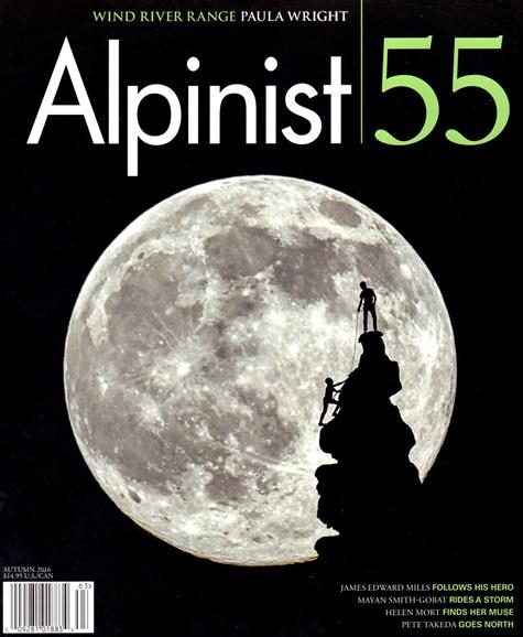 Alpinist Cover - 9/1/2016