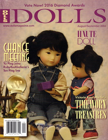 Dolls Cover - 8/1/2016