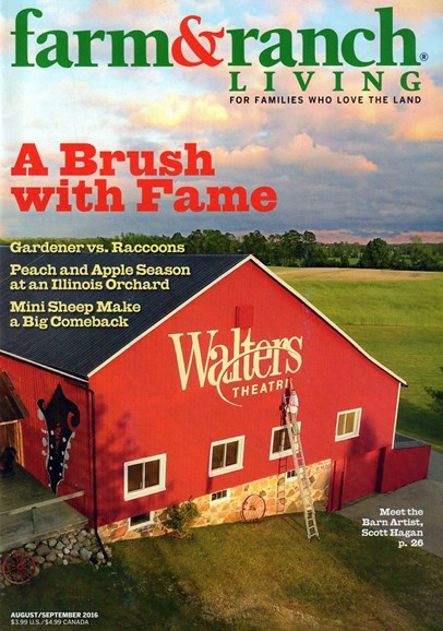 Farm & Ranch Living Cover - 8/1/2016