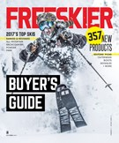 Freeskier Magazine 9/1/2016