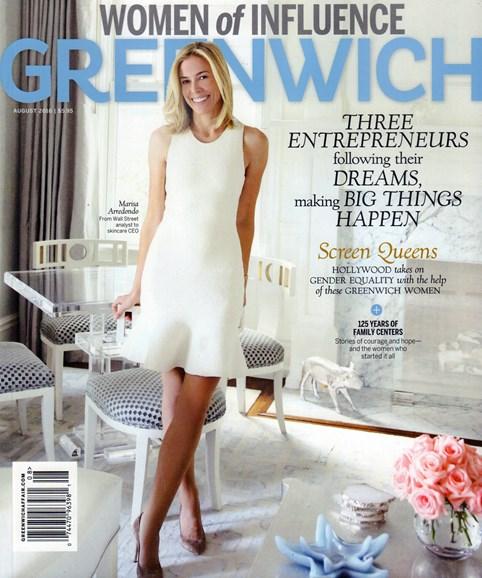 Greenwich Cover - 8/1/2016