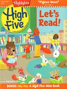 High Five Magazine 9/1/2016