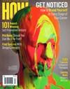 HOW Design Magazine | 9/1/2016 Cover