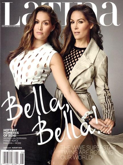 Latina Cover - 8/1/2016