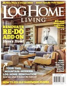 Log Home Living Magazine 9/12/2016