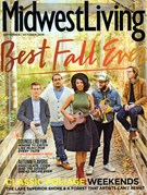 Midwest Living Magazine 9/1/2016