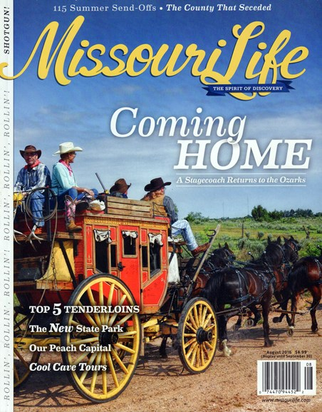 Missouri Life Cover - 8/1/2016