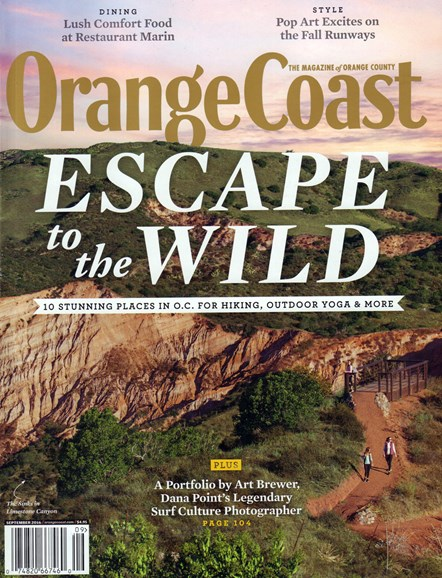 Orange Coast Cover - 9/1/2016