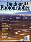 Outdoor Photographer Magazine 9/1/2016