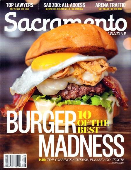 Sacramento Cover - 8/1/2016