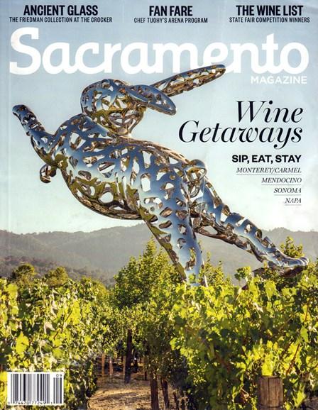 Sacramento Cover - 9/1/2016