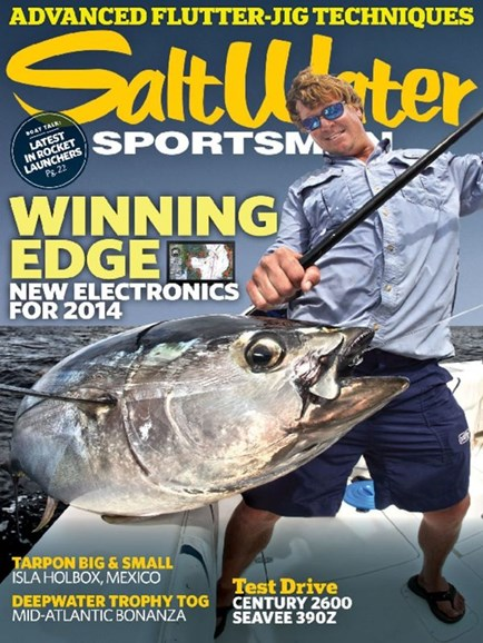 Salt Water Sportsman Cover - 12/1/2013
