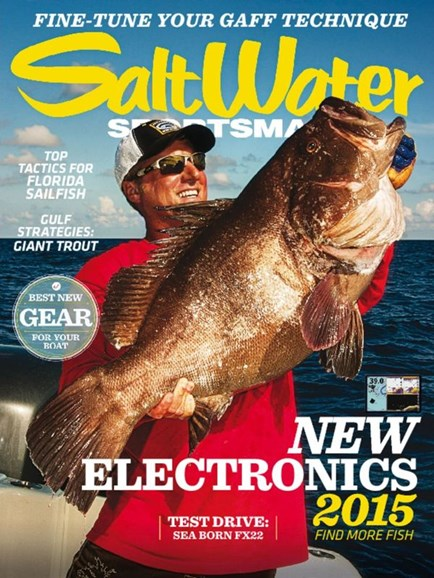 Salt Water Sportsman Cover - 12/1/2014