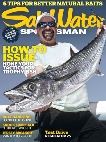 Salt Water Sportsman Cover - 2/1/2014