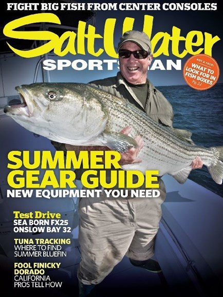 Salt Water Sportsman Cover - 7/1/2013
