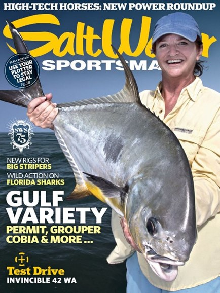 Salt Water Sportsman Cover - 3/1/2014