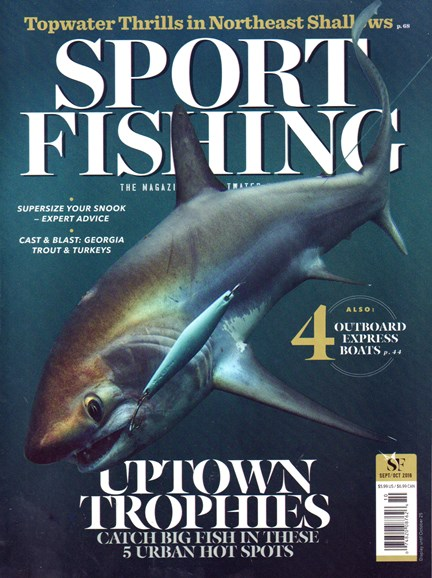 Sport Fishing Cover - 9/1/2016