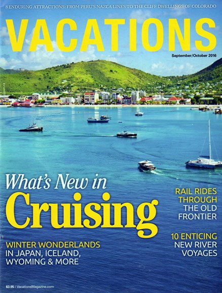 Vacations Cover - 9/1/2016