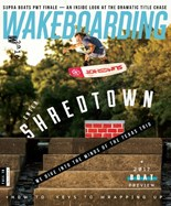 Wake Boarding | 9/2016 Cover