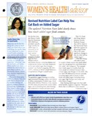 Women's Health Advisor 8/1/2016