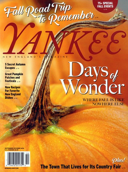 Yankee Cover - 9/1/2016