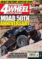 4 Wheel & Off-Road Magazine 9/1/2016