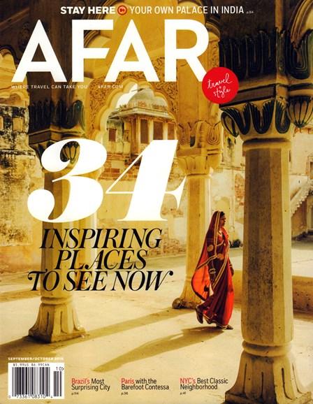 AFAR Cover - 9/1/2016