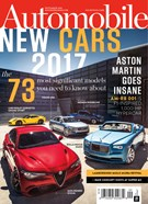 Automobile Magazine 9/1/2016
