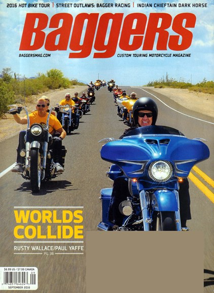 Baggers Cover - 9/1/2016