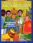 Biblical Archaeology Review Magazine 9/1/2016