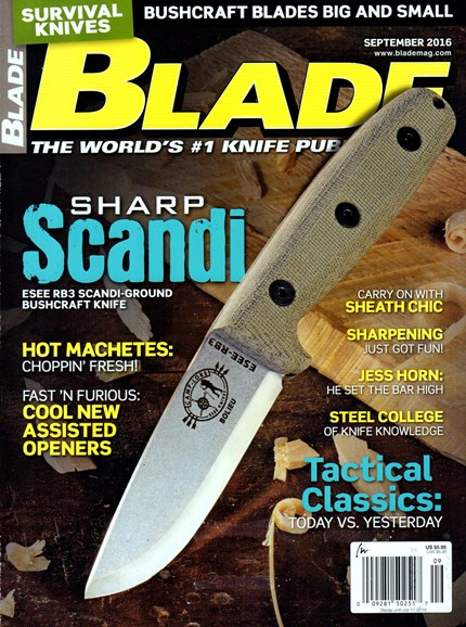 Blade Cover - 9/1/2016