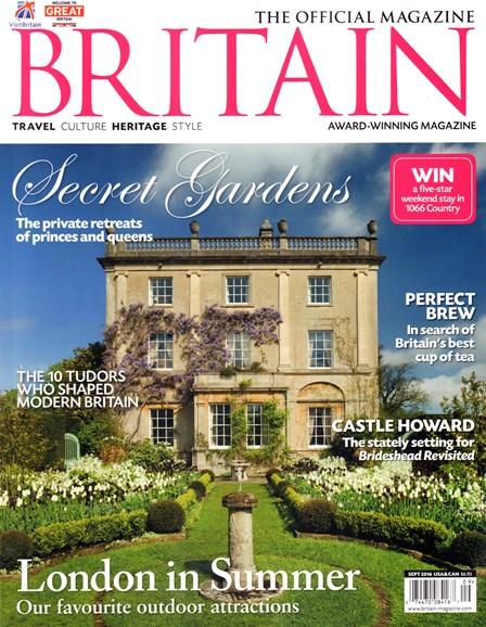 Britain Cover - 9/1/2016