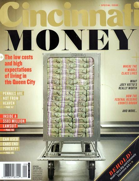 Cincinnati Cover - 9/1/2016