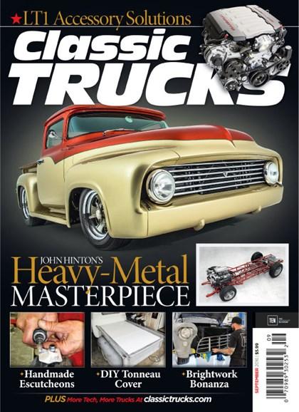 Classic Trucks Cover - 9/1/2016
