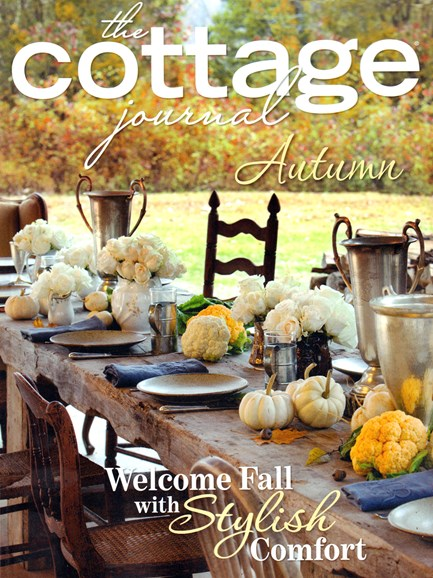 The Cottage Journal Cover - 9/1/2016