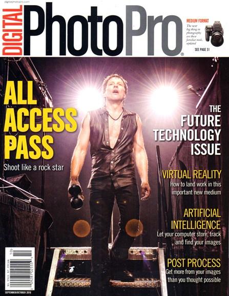 Digital Photo Pro Cover - 9/1/2016