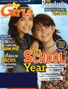 Discovery Girls Magazine | 9/1/2016 Cover