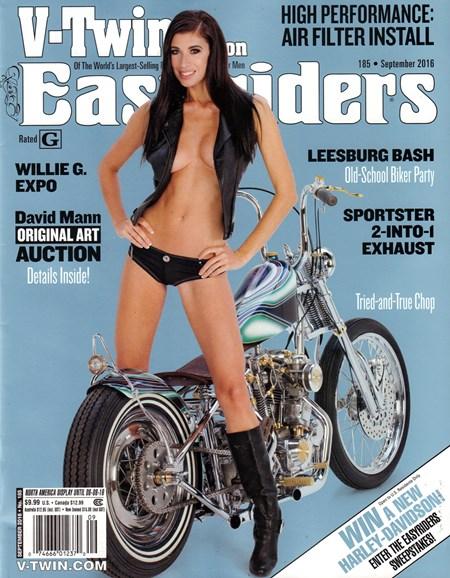 Easyriders Cover - 9/1/2016