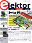 Elektor Magazine | 9/1/2016 Cover