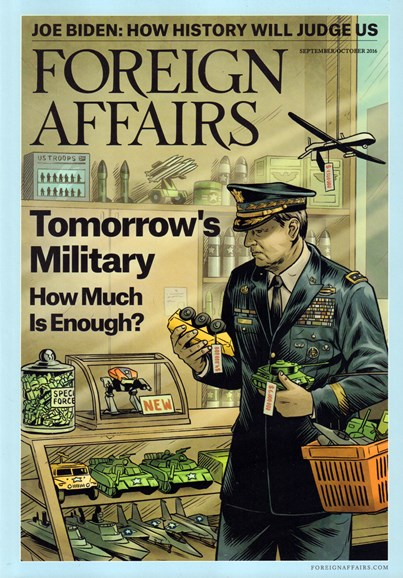 Foreign Affairs Cover - 9/1/2016