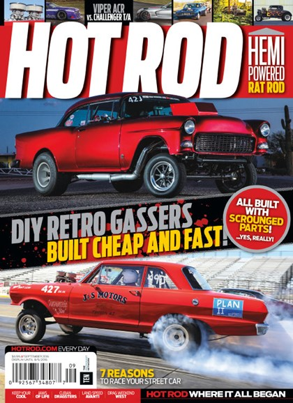 Hot Rod Cover - 9/1/2016