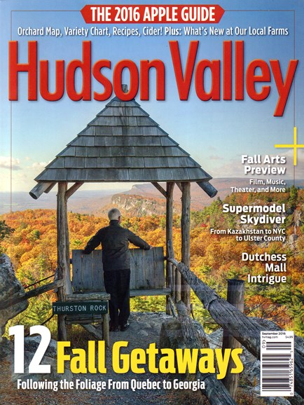 Hudson Valley Cover - 9/1/2016