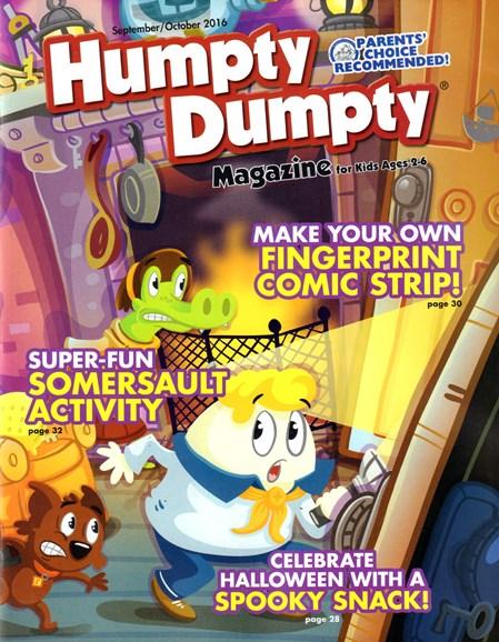 Humpty Dumpty Cover - 9/1/2016