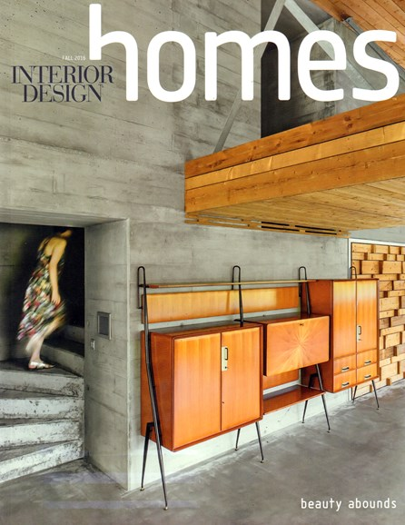 Interior Design Cover - 9/1/2016