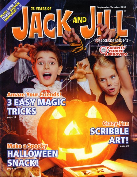 Jack And Jill Cover - 9/1/2016