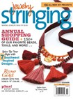Jewelry Stringing Magazine | 9/1/2016 Cover