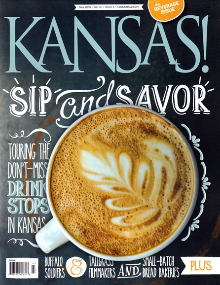 KANSAS! Cover - 9/1/2016