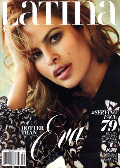 Latina Cover - 9/1/2016